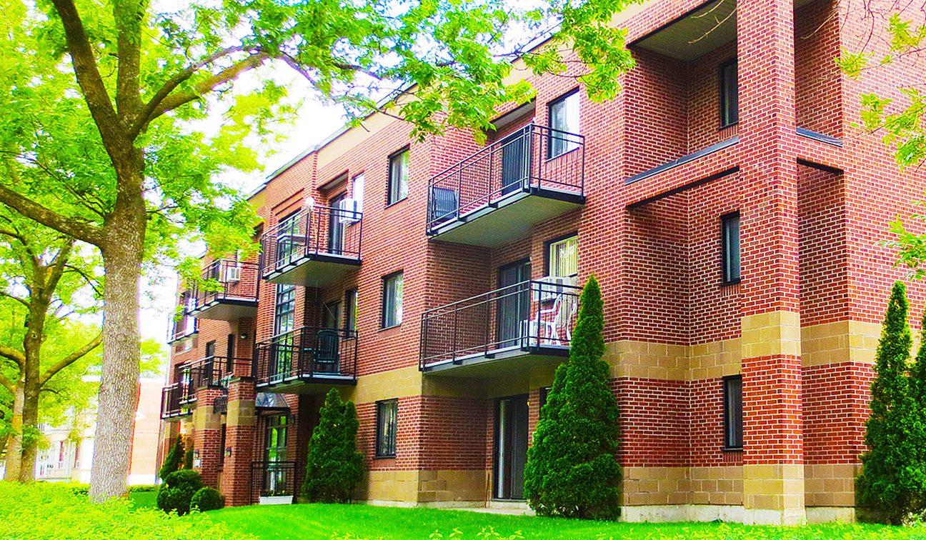 Slider Habitations - Un des édifices