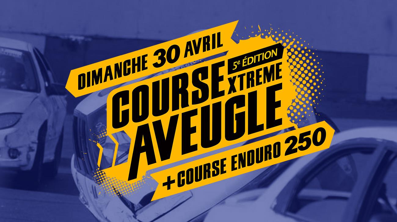 Événements Entête Course Aveugle Xtrême 30 avril 2017