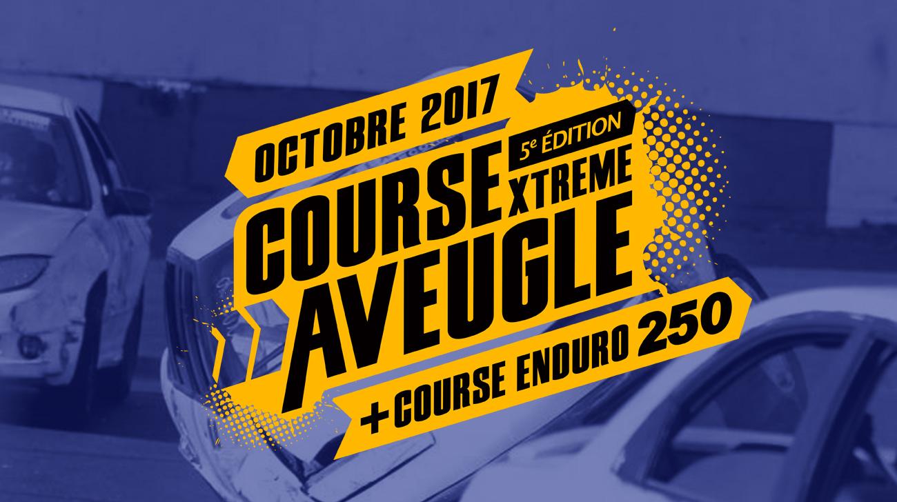 Événements Entête Course Aveugle Xtrême Octobre 2017