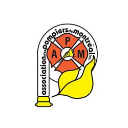 Logo Association des pompiers de Montréal