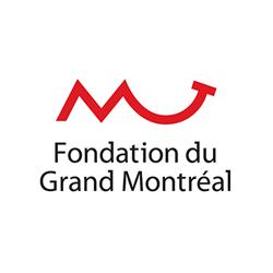 Logo Fondation du Grand Montréal