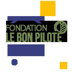 Logo Fondation Le Bon Pilote dans cercles