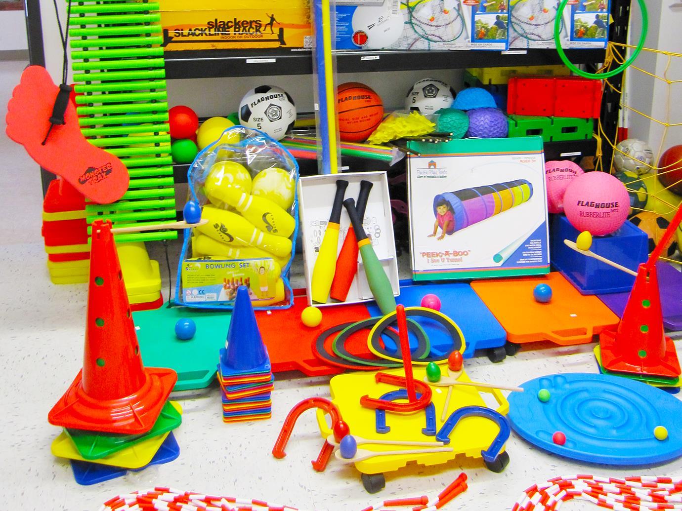 Don d'Opération Enfants Soleil 2016 - Fonds Josée Lavigueur - tout plein de jouets