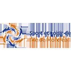 Logo Sport et loisir de l'île de Montréal