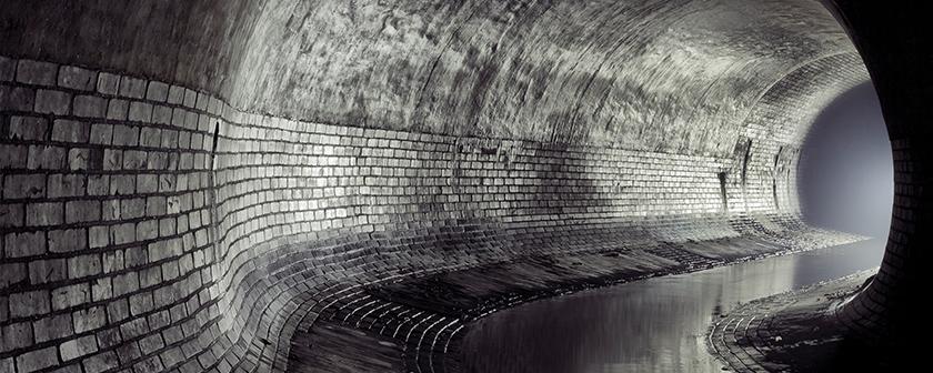 Voyage à Paris - sur la route de Louis Braille - Les égouts de Paris