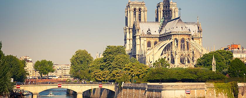 Voyage à Paris - Notre-Dame de Paris