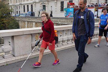 Expédition 360 - Voyage à Paris - Sur la route de Louis Braille - Marche de retour vers l'hôtel