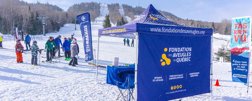 Ski La Réserve 2018 - La tente FAQ