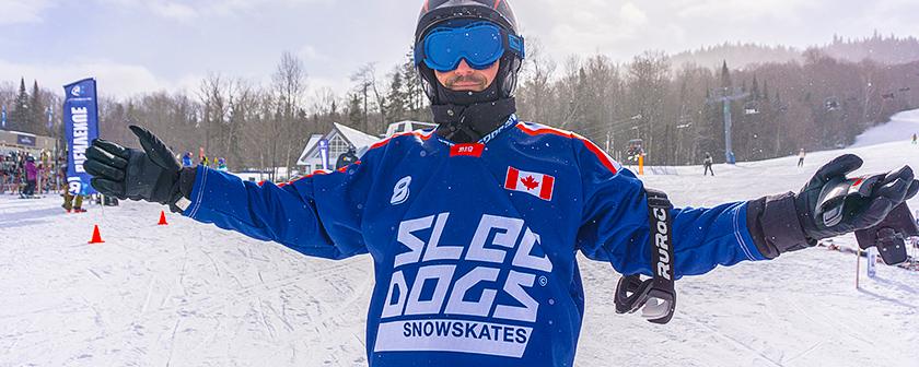 Ski La Réserve 2018 - Skieur T'as rien vu