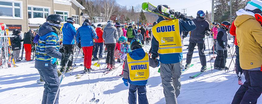 Sortie de ski à Garceau 2018 #08