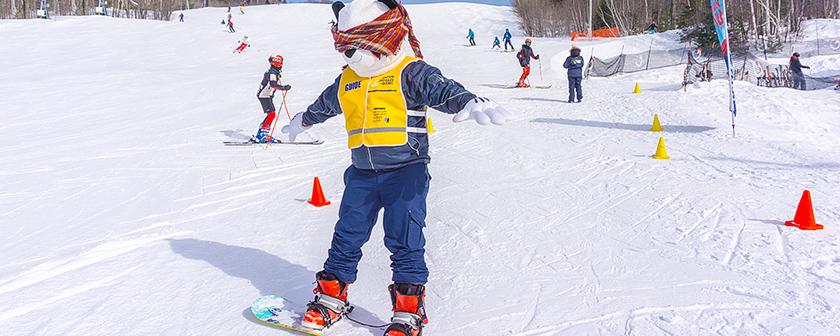 Sortie de ski à Garceau 2018 #10