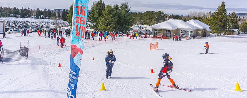 Sortie de ski à Garceau 2018 #12