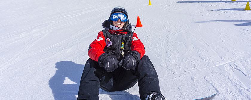 Sortie de ski à Garceau 2018 #16