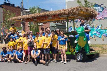 Activités Loisirs été 2018 Vélo Festif Groupe