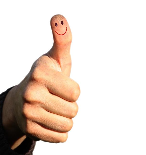 Succès Thumbs-up