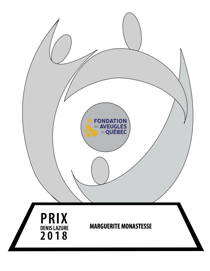 Trophée Prix Denis-Lazure