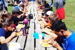 Photo camp Richelieu - repas