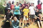 Photo camp Richelieu - groupe en activité
