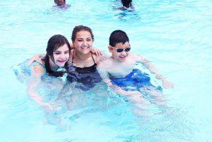 Camps de jour - baignade