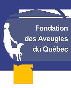 Ancien logo de la Fondation des Aveugles du Québec