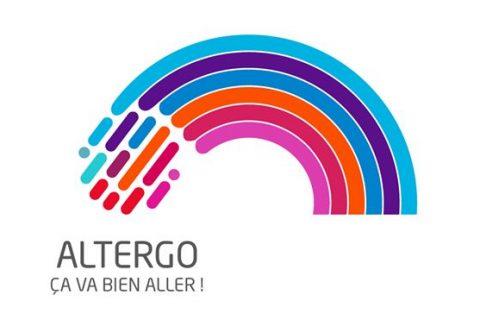 Logo Altergo - Ça va bien aller