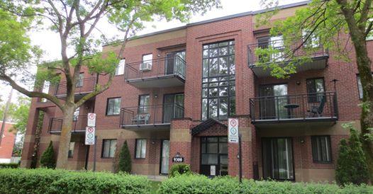 Photo de l'immeuble Résidence Habitoeil Montréal (RHM)